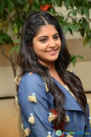 Manjima at Sahasam Swasaga Sagipo Realease Press Meet (15)