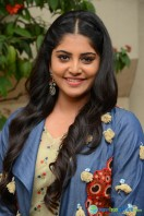 Manjima at Sahasam Swasaga Sagipo Realease Press Meet (17)