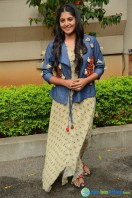 Manjima at Sahasam Swasaga Sagipo Realease Press Meet (2)