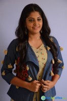 Manjima at Sahasam Swasaga Sagipo Realease Press Meet (27)