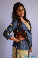 Manjima at Sahasam Swasaga Sagipo Realease Press Meet (30)