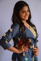 Manjima at Sahasam Swasaga Sagipo Realease Press Meet (31)