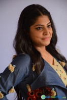 Manjima at Sahasam Swasaga Sagipo Realease Press Meet (32)