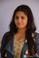 Manjima at Sahasam Swasaga Sagipo Realease Press Meet (33)