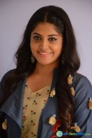 Manjima at Sahasam Swasaga Sagipo Realease Press Meet (34)