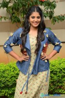 Manjima at Sahasam Swasaga Sagipo Realease Press Meet (4)