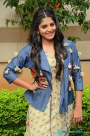Manjima at Sahasam Swasaga Sagipo Realease Press Meet (5)