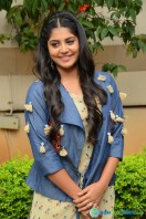 Manjima at Sahasam Swasaga Sagipo Realease Press Meet (6)