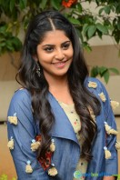 Manjima at Sahasam Swasaga Sagipo Realease Press Meet (7)
