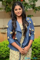 Manjima at Sahasam Swasaga Sagipo Realease Press Meet (8)