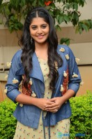 Manjima at Sahasam Swasaga Sagipo Realease Press Meet (9)
