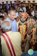 Bandaru Dattatreya Daughter Wedding (39)