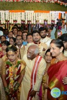 Bandaru Dattatreya Daughter Wedding (40)