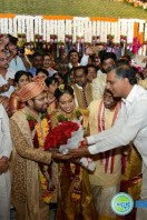 Bandaru Dattatreya Daughter Wedding (44)
