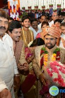Bandaru Dattatreya Daughter Wedding (49)