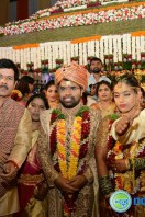 Bandaru Dattatreya Daughter Wedding (58)