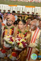 Bandaru Dattatreya Daughter Wedding (61)