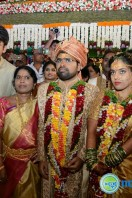 Bandaru Dattatreya Daughter Wedding (64)