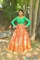 Sanchita at Engitta Modhathey Audio Launch (2)