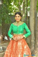 Sanchita at Engitta Modhathey Audio Launch (5)