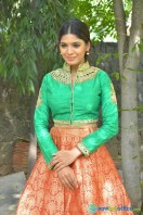 Sanchita at Engitta Modhathey Audio Launch (8)