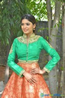 Sanchita at Engitta Modhathey Audio Launch (9)