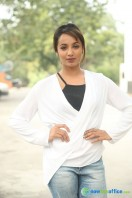 Tejaswi at Nenu Nanna Naa Boyfriends Trailer Launch (8)