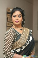 Jayavani at Intlo Deyyam Nakem Bhayam Success Meet (12)