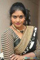 Jayavani at Intlo Deyyam Nakem Bhayam Success Meet (13)
