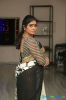 Jayavani at Intlo Deyyam Nakem Bhayam Success Meet (8)