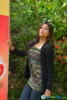 Jothisha at Eganapuram Movie Team Interview (2)