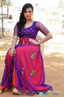 Priyanka Ramana at Pochampally IKAT Art Mela Launch (1)