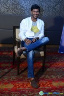 Vishal at Okkadochadu Promotion (1)