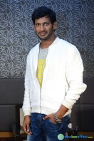 Vishal at Okkadochadu Promotion (22)