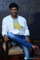 Vishal at Okkadochadu Promotion (6)