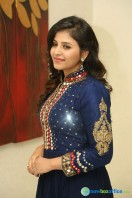 Anjali at Chitrangada Pre Release Function (19)